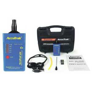Superior Accutrak Vpe Ultrasonic Leak Detector Ac Frequency Response 36 Khz