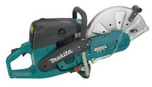 Makita Ek7301 Cut off Saw 2 cycle Gasoline wet dry Cut