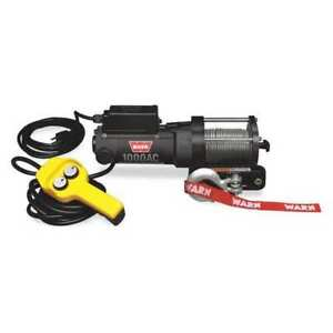 Warn 80010 Electric Winch 4 5hp 115vac