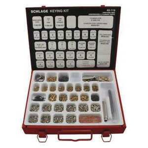 Pinning Kit for Lockset Cylinders Schlage 40 119