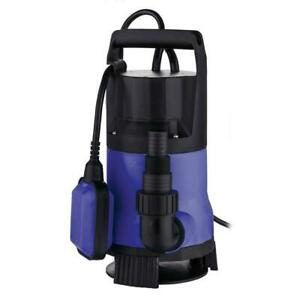 1 2hp 2000gph Submersible Dirty Water Pump Flooding Swimming Pool Portability