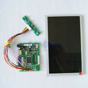 Hdmi vga 2av Lcd Controller Board Kit 8 0 At080tn64 800 480 Tft Lcd Panel