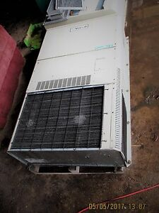 Marvair Compac Ii Wall mount Air Conditioner avp36aca050c 100 With 5kw Heater