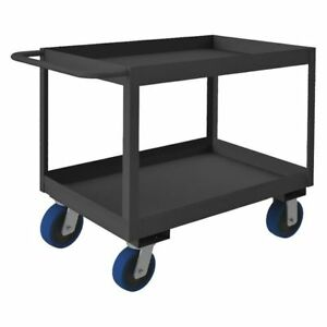 Little Giant Ds 2448x3 6py Utility Cart steel 54 Lx24 3 8 W 3600 Lb G2099469