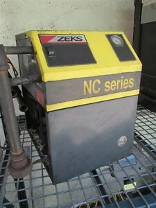 1 2 Hp Zeks Nc Series Refrigerated Compressed Air Dryer