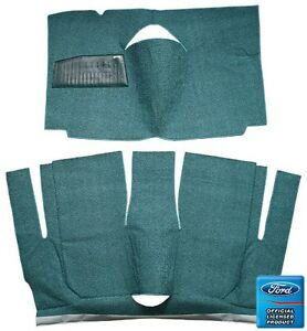 1959 Edsel Corsair Convertible Standard Seats Replacement Loop Carpet Kit