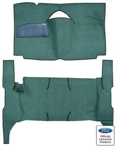 1959 Edsel Corsair 4 Door Sedan Power Seats Complete Replacement Loop Carpet Kit