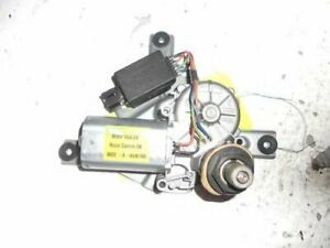 Rear Wiper Motor Fits 1999 2002 Nissan Quest Mercury Villager