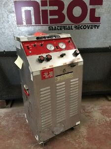 Refrigerant Recovery Systems Refrigerant Reclaimer Machine St 1000