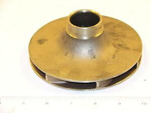 New Bell Gossett P58538 Impeller bronze 5 1 4 In