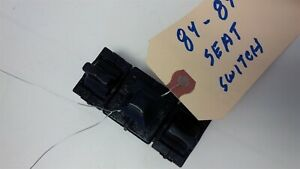 84 89 Corvette C4 Power Seat Switch Set Switches Goods Used