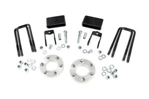 Rough Country 868 2 inch Leveling Kit For 16 17 Nissan Titan Xd 2wd 4wd