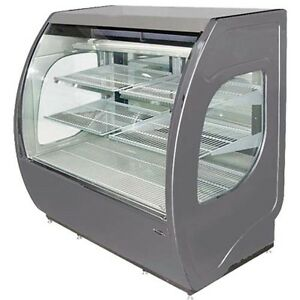 Fogel Elite 4 pf g 48 5 Elite Series Refrigerated Bakery Display Case
