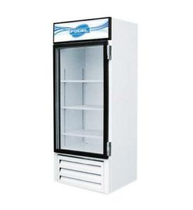 Fogel Vr 17 re hc 30 One section Reach in Refrigerator 17 Cubic Feet Capacity
