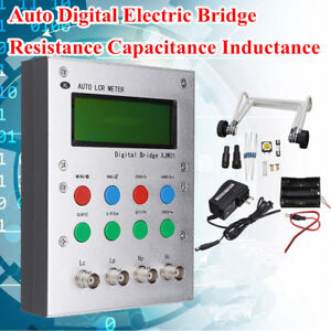 Digital Bridge Auto Resistance Capacitance Inductance Lcr Meter Esr Tester 0 3