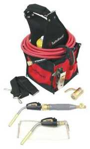Turbotorch Pl dlxpt Deluxe Portable Torch Kit 0386 1397