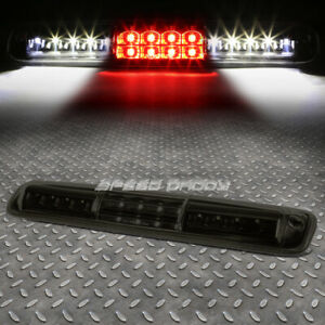 For 99 07 Silverado Sierra Led Third 3rd Tail Brake Light W Cargo Lamp Tinted