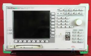 Anritsu Ms9710a Optical Spectrum Analyzer 600 1700nm Wavelength