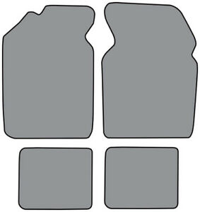 1982 1994 Chrysler Lebaron Cutpile Carpet Floor Mat 4pc
