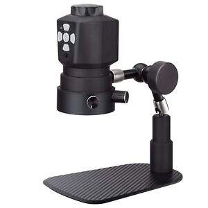 Hdmi Usb Tabletop Microscope With Variable Working distance And Articulating Arm