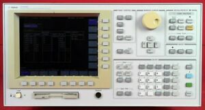 Hp agilent 4156b Semiconductor Parameter Analyzer br