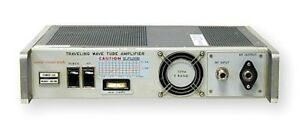 Hughes 1177h09 f000 Twt Amplifier 1 To 2ghz 10w