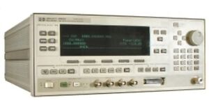 Agilent 83623b 08 Synthesized Signal Generator 10mhz To 20ghz High Power With