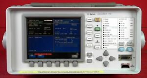 Agilent 37718a 002 011 106 601 Omniber Omniber Communications Performance Analy