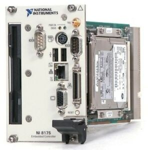 National Instruments Pxi 8175 Pentium Iii Embedded Controller For Pxi