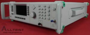 Anritsu 69047b 11 19 Synthesized Cw Generator 10mhz To 20ghz Low Noise