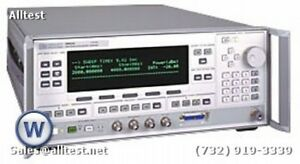 Agilent 83622b Synthesized Signal Generator 2 To 20ghz