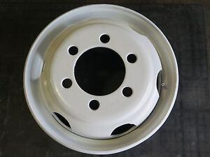 Isuzu Npr Nqr Nrr Chevy Gmc W5500 19 5 Wheels Rims
