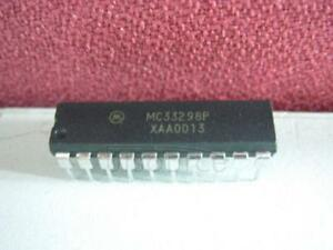 5pcs Mc33298p Encapsulation dip octal Serial Switch Spi Input output