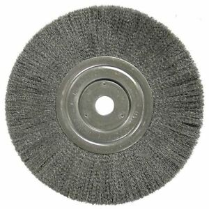 Weiler 01148 Wire Wheel Brush 8 6000rpm