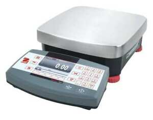 Digital Compact Bench Scale 6kg 15 Lb Capacity Ohaus R71md6