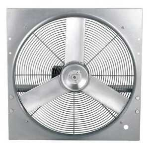 Heavy Duty Direct Drive Exhaust Fan Dayton 10d966