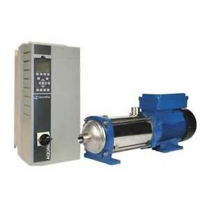 Pressure Booster System 1 Hp 3 Stages Goulds Water Technology 1ab25hm03