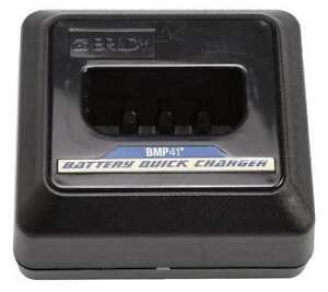 Brady Bmp41 qc Battery Quick Charger