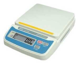 Digital Compact Bench Scale 5100g Capacity A d Weighing Ht 5000