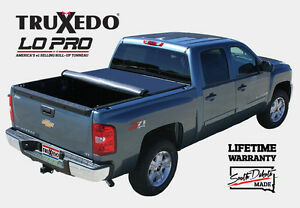 Truxedo Lo Pro Qt Soft Roll Up Tonneau Cover Toyota Tundra 6 3 Bed W Bed Caps
