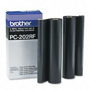 Brother Brtpc202rf Ppf 1170 Film ribbon 450 Page Yield New
