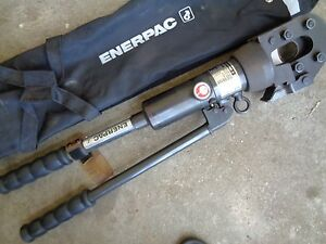 Enerpac Wmc 125 Hydraulic Cable Wire Cutter 1 25