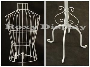 Metal Male Wire Form With Antique Metal Base xy140079w ty
