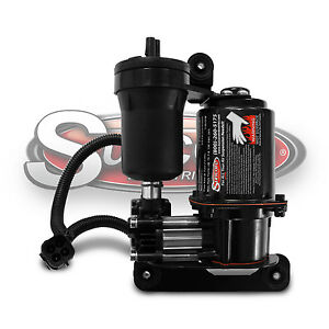2000 2005 Cadillac Deville Air Suspension Air Compressor Pump