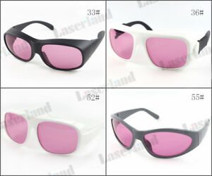 740nm 850nm Od5 780nm 830nm Od6 Laser Protective Goggles Safety Glasses Ce
