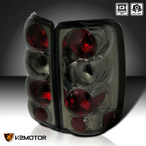 Smoke For 2000 2006 Chevy Gmc Yukon Denali Tahoe Suburban Tail Lights Left right
