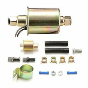 New E8012s 12v Universal Low Pressure Electric Fuel Pump Kit 5 9psi 30 Gal P H