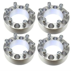 4 Pcs 2 Wheel Spacers Adapters 6x5 5 6x139 7 Fits Nissan Titan Xterra Frontier