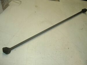 1939 48 Chevrolet Complete Long Tie Rod Assembly