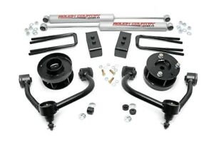 Rough Country 54420 3 Bolt On Lift Kit W Upper Control Arms For Ford 09